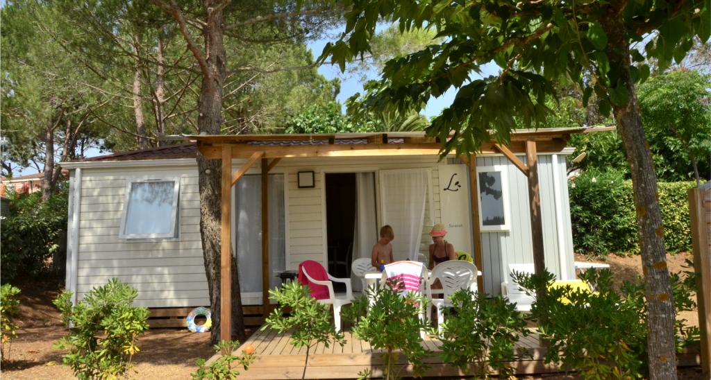 Camping Le Mas Des Lavandes : Mh Conf + Prem 2ch Principale