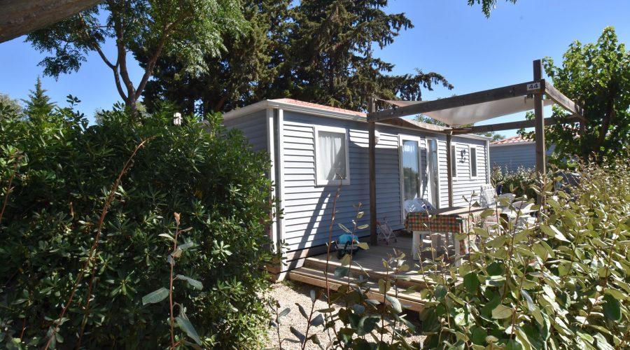 Camping Le Mas Des Lavandes : Mh SunÊlia Conf + 3ch Principale 2