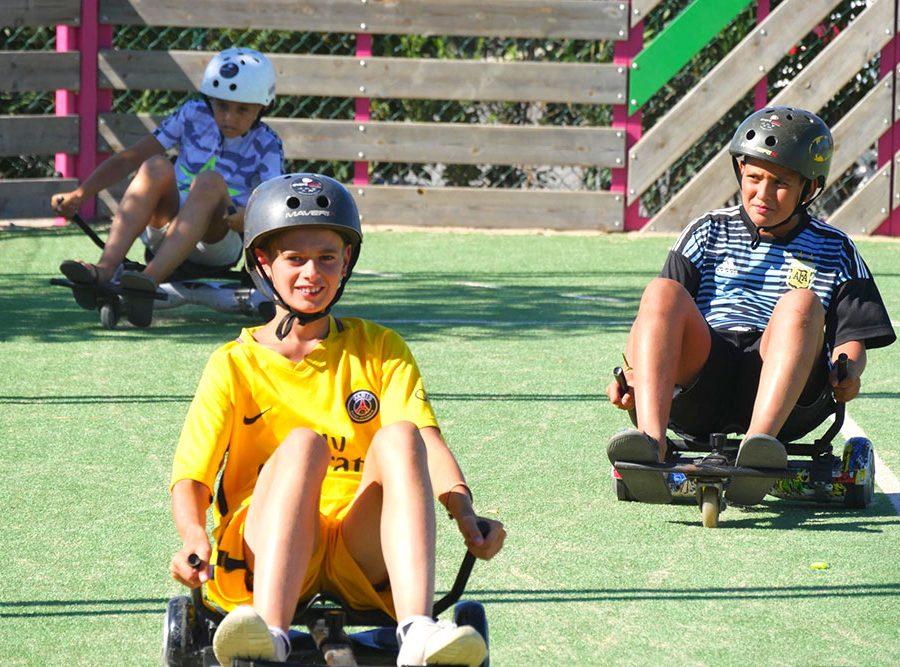 Mas Des Lavandes Campsite: Kids Activity Campsite