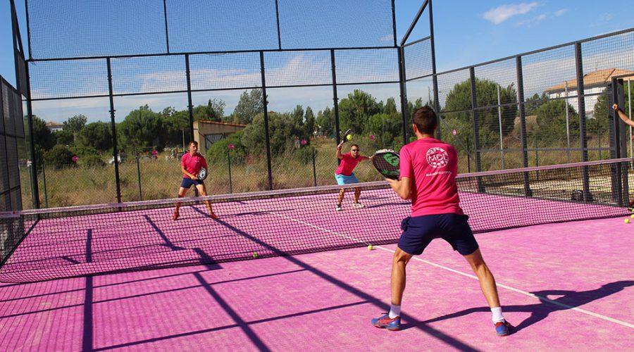 Camping Le Mas Des Lavandes : Activite Sport Padel