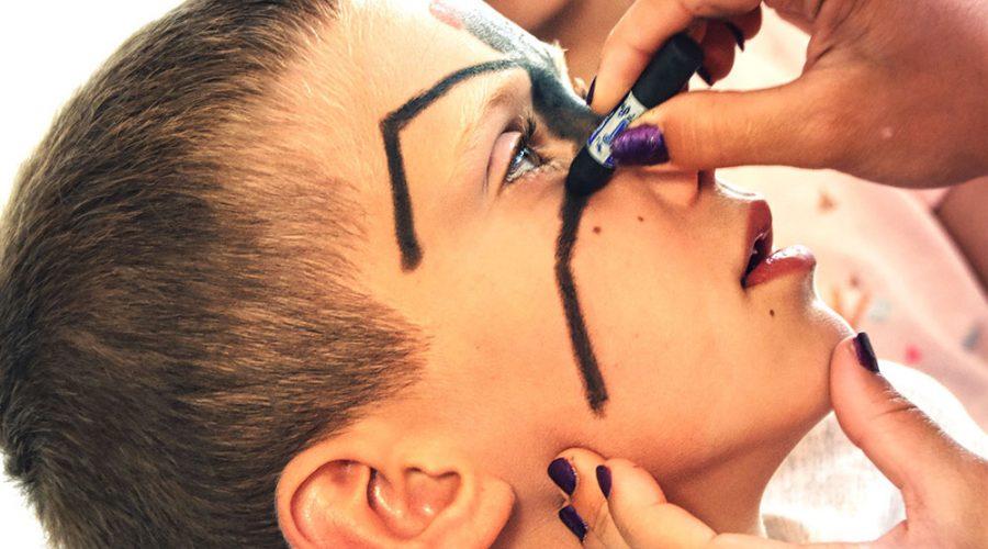 Camping Le Mas Des Lavandes : Activites Enfants Maquillage