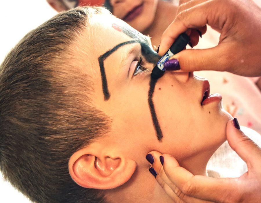 Mas Des Lavandes Campsite: Kids Activities Makeup
