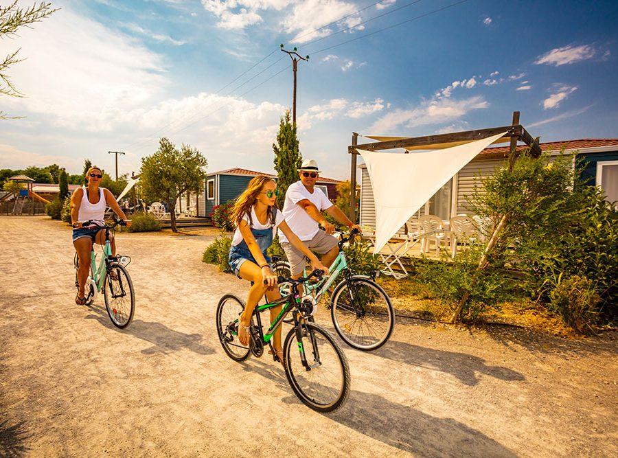 Mas Des Lavandes Campsite: Bike Rental