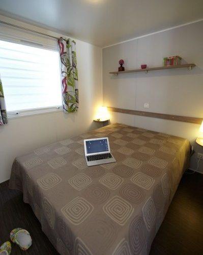 Camping Le Mas Des Lavandes : Mh Sunelia Confort 3ch 3