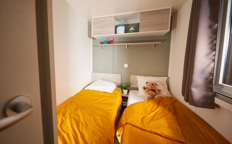 Camping Le Mas Des Lavandes : Mh Sunelia Confort 3ch 4