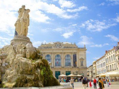 Mas Des Lavandes Campsite: Montpellier