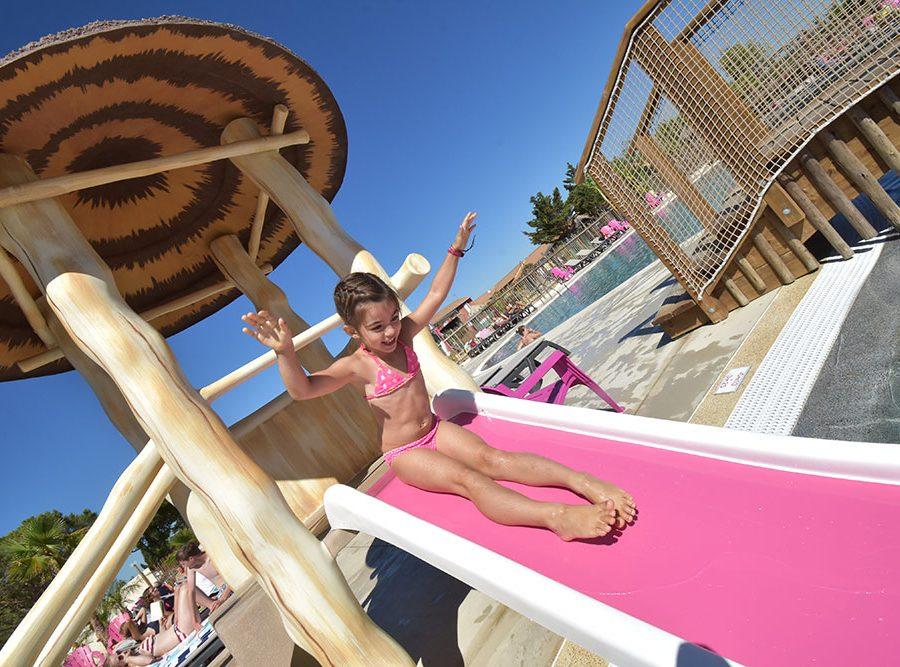 Mas Des Lavandes Campsite: Pool Wading Pool Children