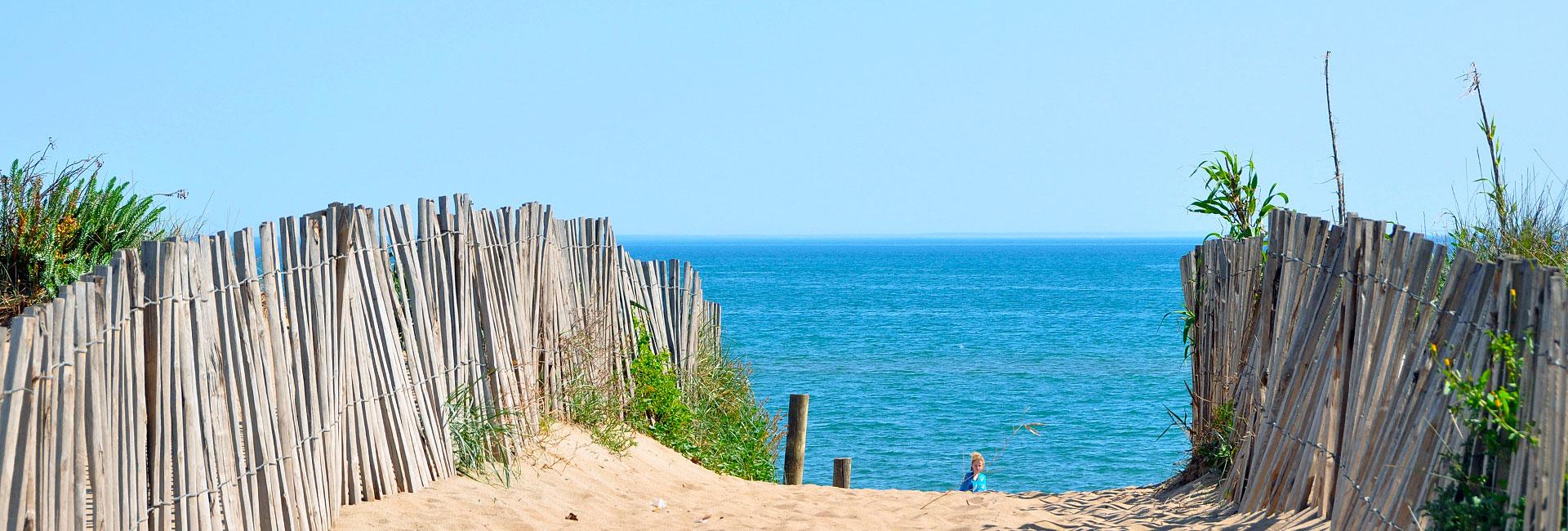 Mas Des Lavandes Campsite: Beach Orpellières