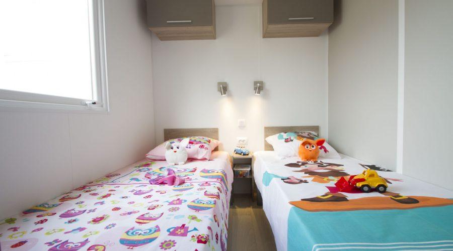 Camping Le Mas Des Lavandes : SunÊlia Conf + 2ch 3