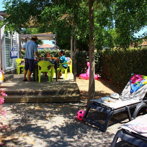 Camping Le Mas Des Lavandes: SunÊlia Confort + 2kamers Principale