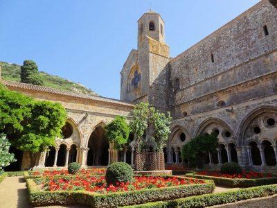 Mas Des Lavandes Campsite: Fontfroide Abbey