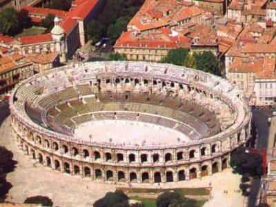 Mas Des Lavandes Campsite: Arena of Nîmes
