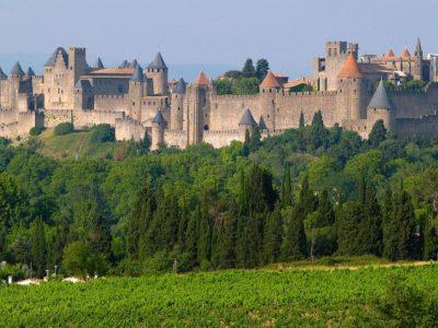 Mas Des Lavandes Campsite: Carcassonne