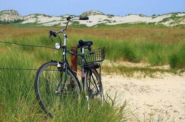 Balade à vélo à Sérignan depuis le camping le Mas des Lavandes