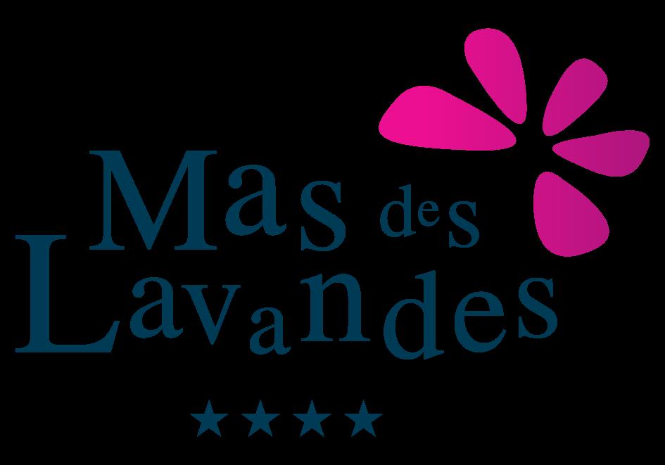 Camping Le Mas Des Lavandes : Logo Mas Des Lavandes V1 02